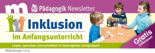 Inklusion im Anfangsunterricht: Sprache fördern in heterogenen Lerngruppen
