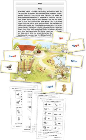 Gratis-Download: Materialien für Inklusion im Anfangsunterricht