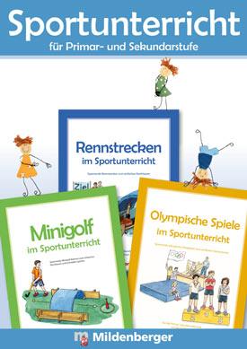 Minigolf, Rennstrecken und Olympische Spiele im Sportunterricht