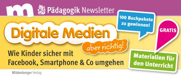 Mildenberger Verlagsinformationen: Pädagogik im Unterricht