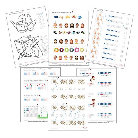 Gratis-Downloads aus dem Übungsheft Basiswissen Mathematik I