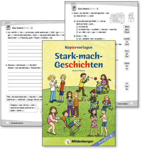 Stark-mach-Geschichten: Kopiervorlagen