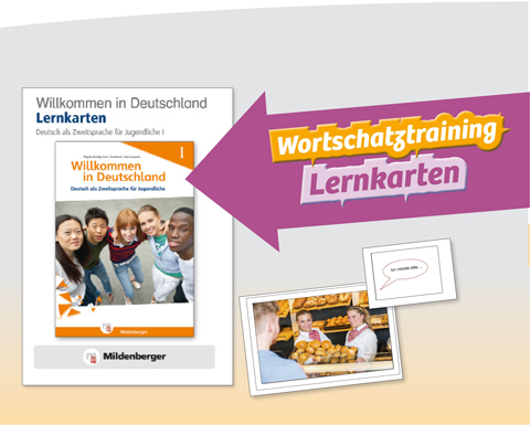 Willkommen in Deutschland – Lernkarten für Jugendliche