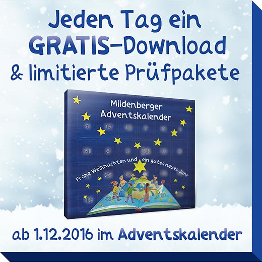 Bild: Mildenberger Adventskalender