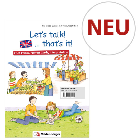 NEU: Let's talk!