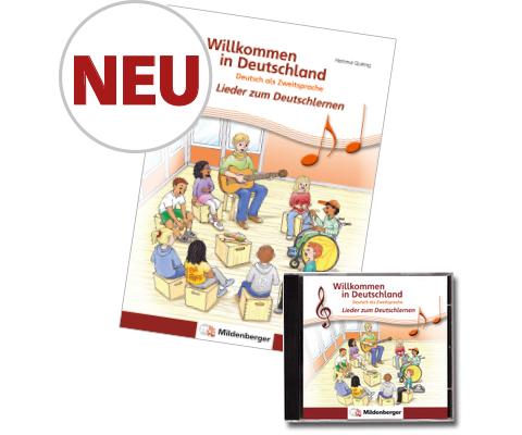 BILD: Willkommen in Deutschland – Lieder zum Deutsch lernen