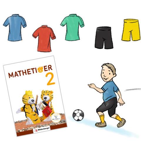 MATHETIGER 2 – Kombinatorik · beim Fußball