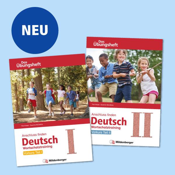 Anschluss finden Deutsch · Vorkurs