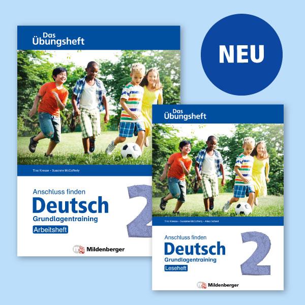 Anschluss finden Deutsch · Grundlagentraining