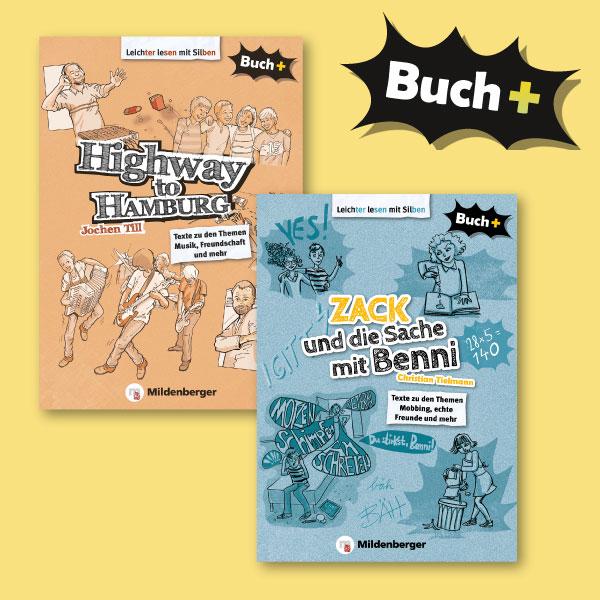 Buch+ – Band 1 und 2