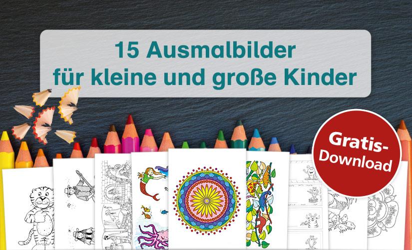 Mildenberger Verlag Gmbh Gratis Ausmalvorlagen Für Kinder